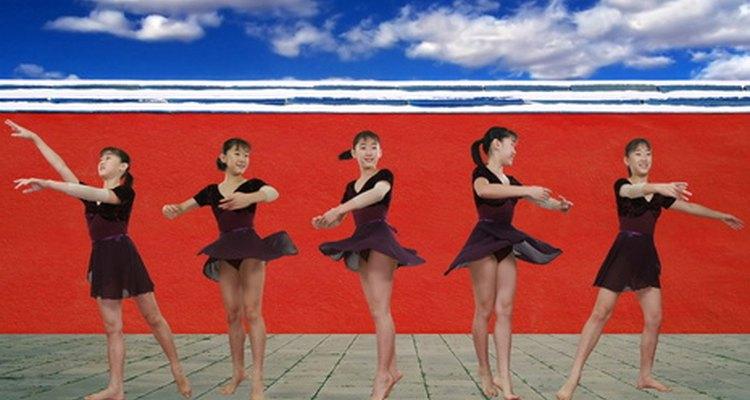 Aunque te vistas formalmente para ir al ballet, debes sentirte cómoda.