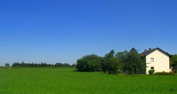 Determine o valor por hectare de terra