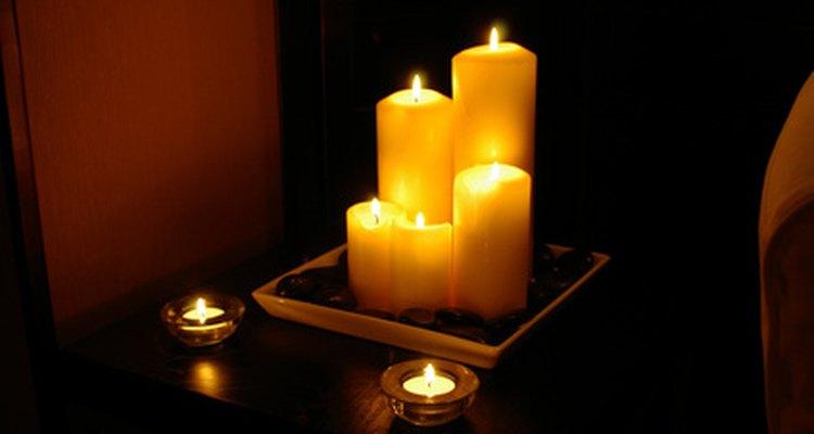 Mantén las velas fuera del alcance de tu bebé.