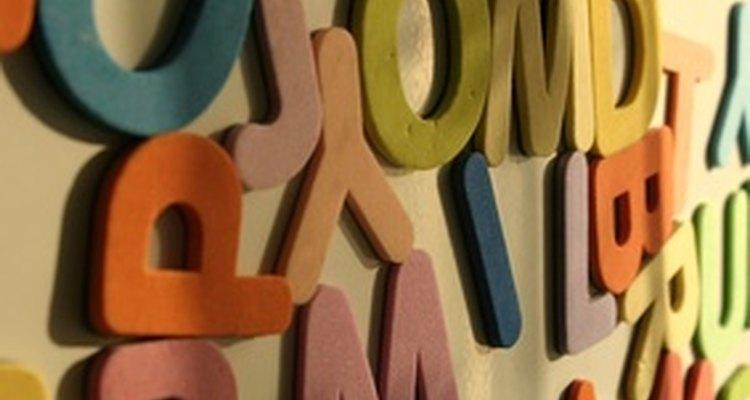 Dicas para desembaralhar letras e formar palavras