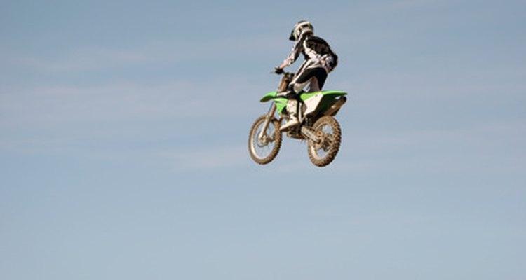 Todo veículo, até mesmo uma moto de motocross, tem um NIV