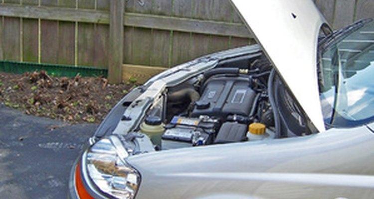 Os selantes pode solucionar rachaduras pequenas no radiador do veículo