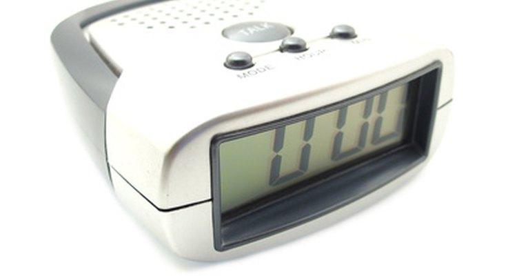 El Sony Dream Machine es un radio despertador con reproductor de CD y una pantalla digital de gran tamaño.