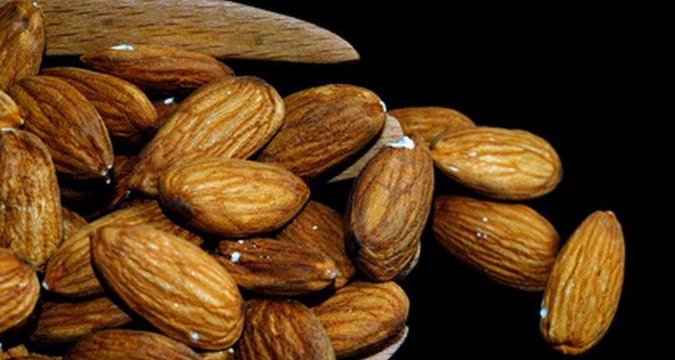 Almond paste has less sugar than most marzipan.