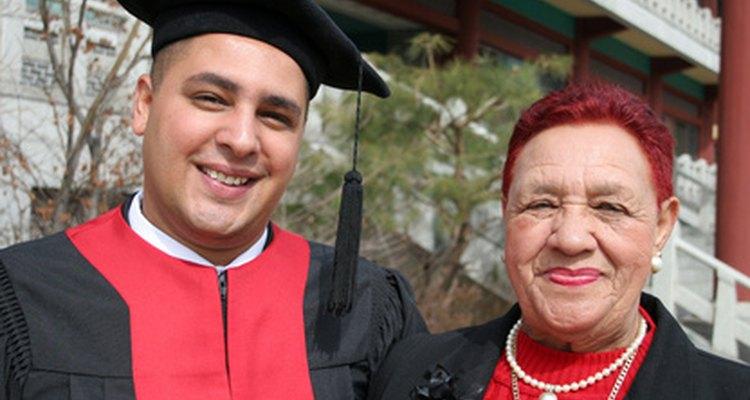 Las graduaciones son momentos de celebración.
