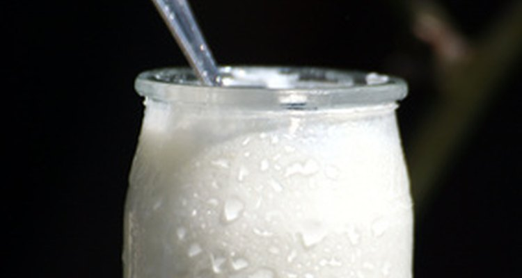 Bulgarian yoghurt is known for its sweet, tangy flavour.