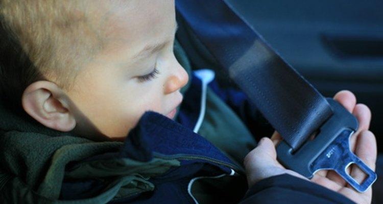 O mofo pode se desenvolver em cintos de segurança