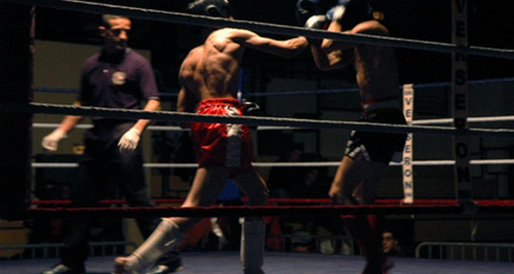 Officiating professional boxing matches can be dangerous.