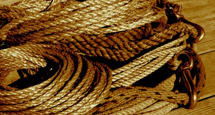 You can soften hemp rope by treating it.
