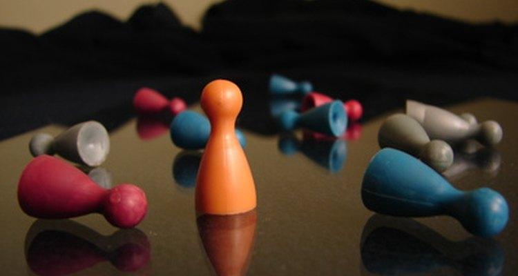 Extremamente competitivo, há uma boa chance que ele ganhe mesmo antes que você perceba que o jogo começou.