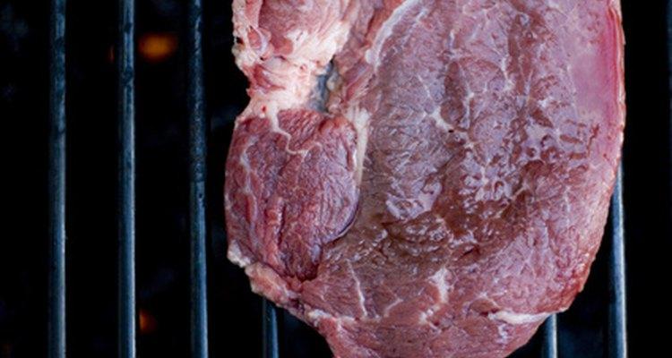 Añejar la carne trae sabor y ternura.
