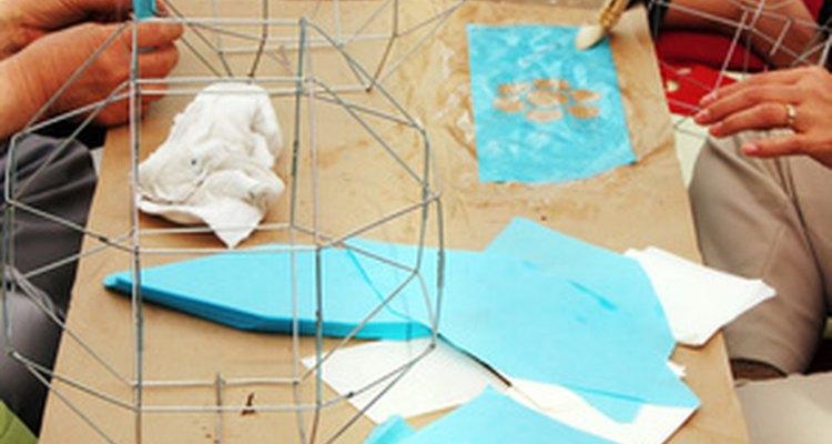 Alunos de educação especial se beneficiam tremendamente de atividades de arte.
