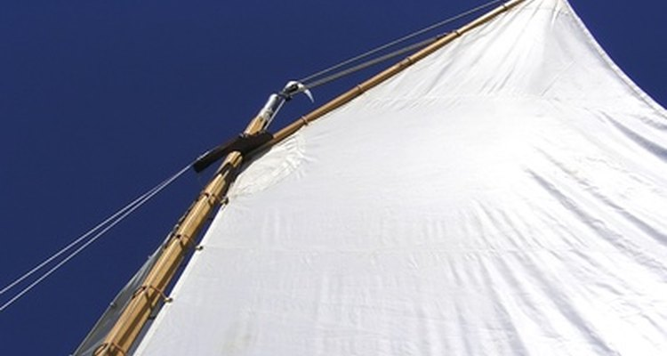 Ripstop nylon is used for sales on sail boats and yachts.