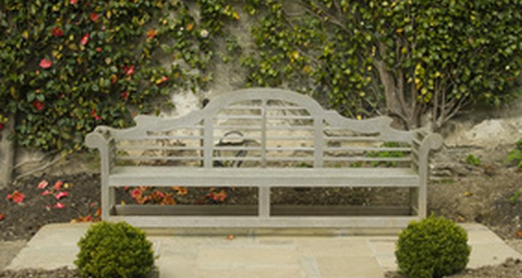 Turn a small, walled garden into an oasis.