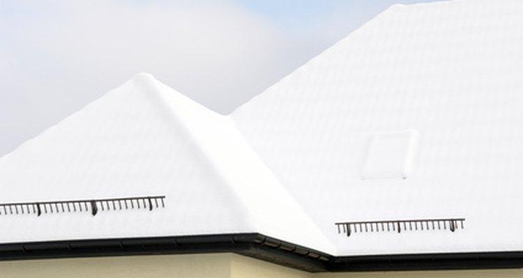 Puedes determinar cuánto metal necesitarás para tus techos.