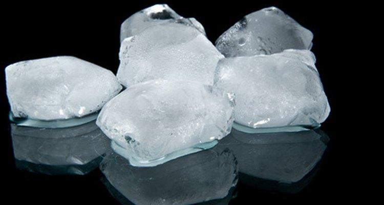 Uma máquina de gelo problemática pode ser facilmente consertada