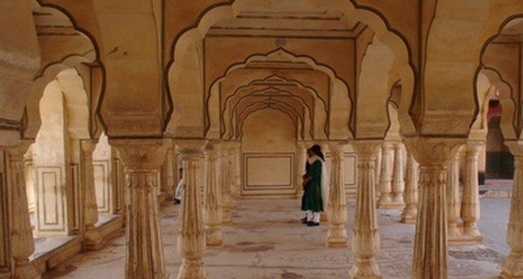 """En India, los rubíes eran el """"rey de las piedras preciosas""""."""