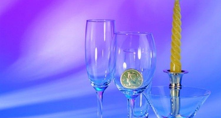 A qualidade do cristal Baccarat é que define o seu valor