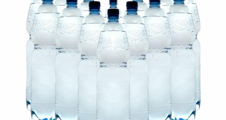 Indústrias de água engarrafada ou com sabor também produzem refrigerantes
