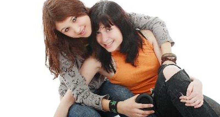 Apoya a tu hija adolescente con algunas reglas de la familia bien elegidas y estrictas.