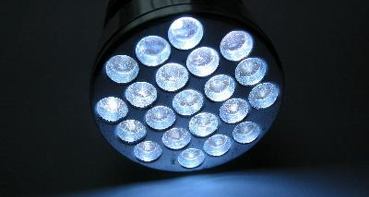 Nightlights often use LEDs for their low power consumption.