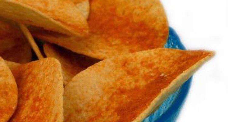 Existen muchos tipos diferentes de papas fritas.