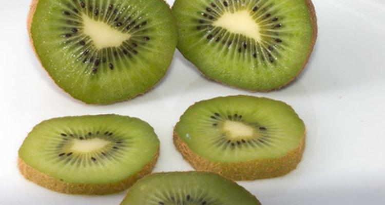 El kiwi dorado tiene un sabor más dulce que el verde.