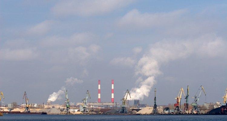 Muitos recursos utilizados durante a Revolução Industrial ainda são usados atualmente