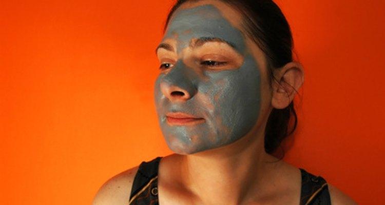 As algas marinhas podem ser usadas em máscaras faciais