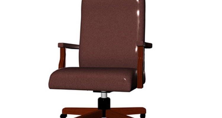 Consertar sua própria cadeira pode ajudar a economizar dinheiro