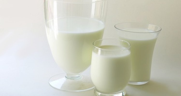 Fortified milk is a major source of vitamin D.