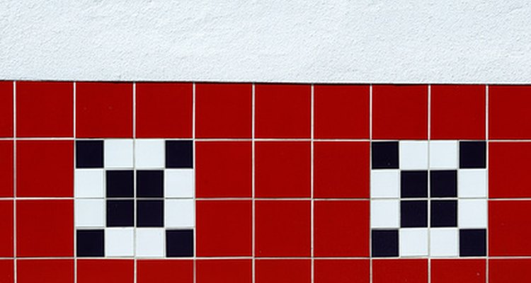 Tile patterns may be hard to let go of when redesigning a room.
