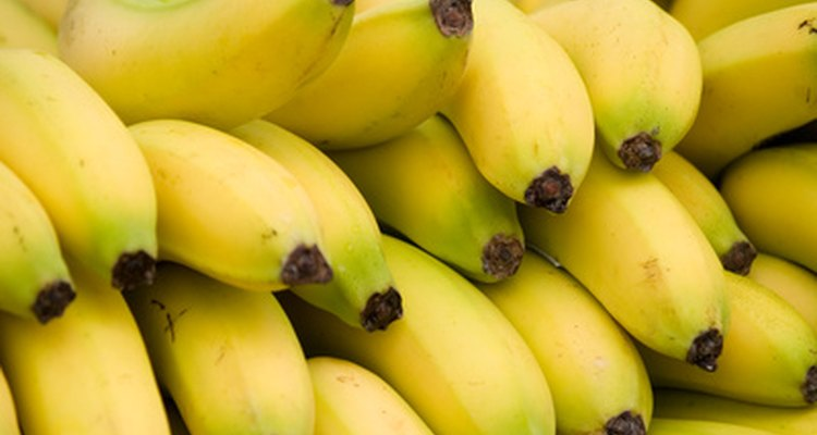 Bananas act as beta blockers.