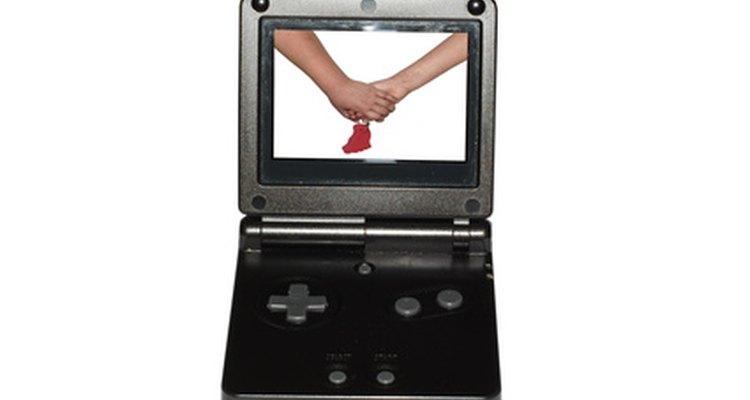 Para dar certo, precisa ser em um Game Boy Color