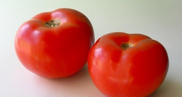 Alimentos verdes o ecológicos.