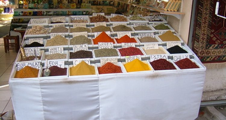 Most spices are all-natural, but some are mixed with fillers before they are sold in stores.