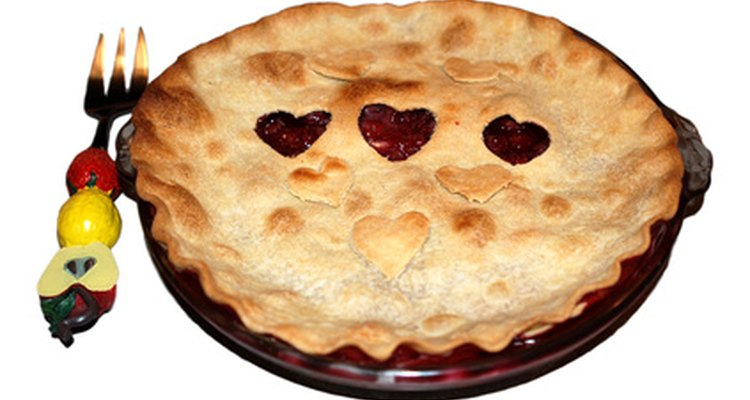 Fruit-filled pies need special attention to prevent a soggy crust.