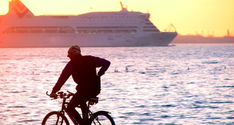 Take a cycling trip for your 40th birthday.