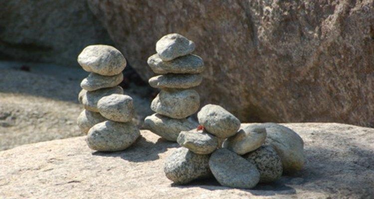 O primeiro martelo era uma pedra