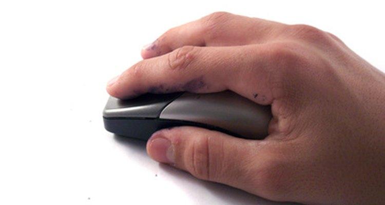 Mude a cor do cursor do mouse no Windows