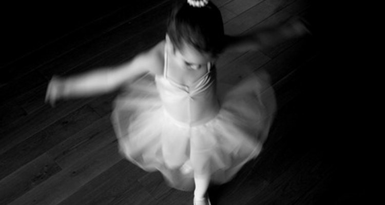 Swan Lake contains many ballet leaps.