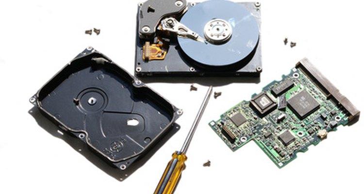 Remova o hardware