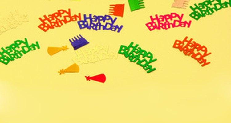 Celebre o aniversário de 13 anos de um menino especial
