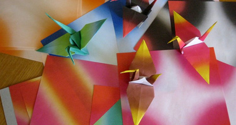 Origami, the art of paper folding, is a fun craft for anyone to enjoy.