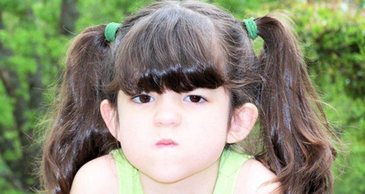 Los niños de 5 años ya pueden aprender a controlar su enojo.