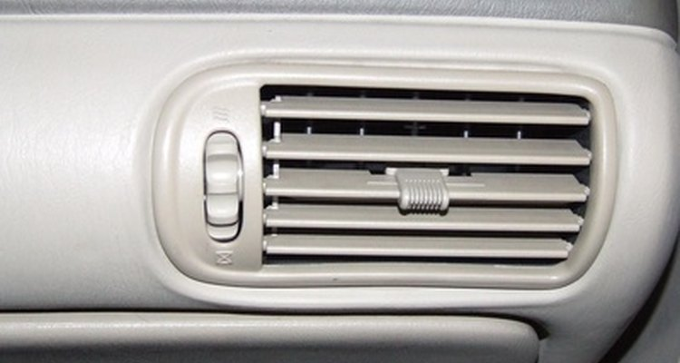 Poor heating or cooling in a car may be caused by a faulty blower motor resistor.