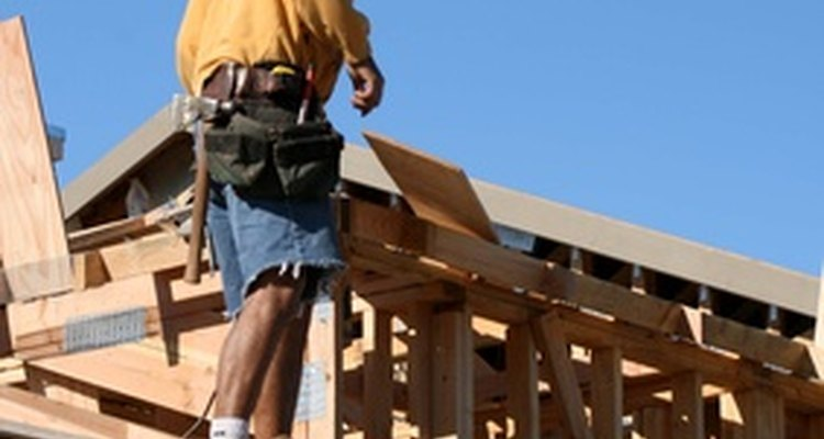 Construction workers are at high risk for injury or death.