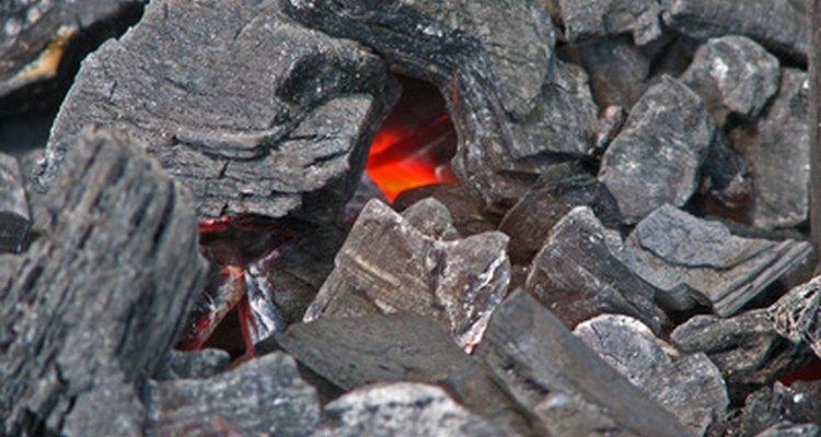 As cinzas volantes são um subproduto do carvão