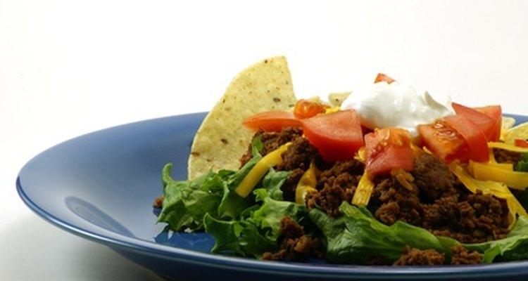 Los tacos son una deliciosa comida para fiestas.