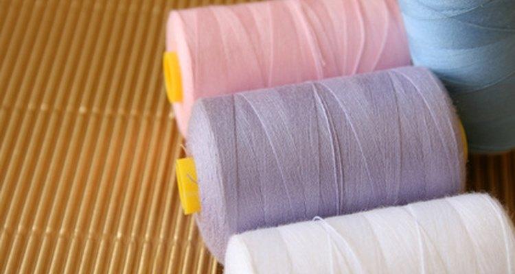 O algodão é o material mais popular para lençóis de percal e acetinado